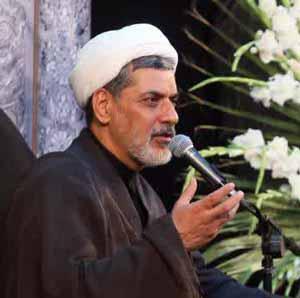 سخنرانی دکتر رفیعی - شب نهم محرم